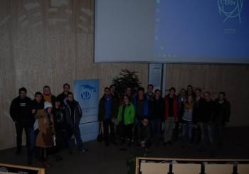 ELEKTROTRIP 2013 – WYJAZD DO OŚRODKA NAUKOWO –  BADAWCZEGO CERN 20.-22.11.2013