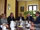 Relacja z spotkania Prezesa w Starostwie Powiatowym w Jaworze