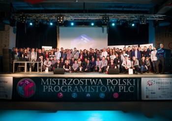 Pierwsze Mistrzostwa Polski Programistów PLC