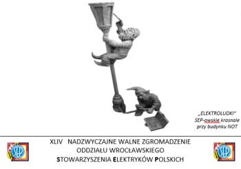 XLIV   NADZWYCZAJNE WALNE ZGROMADZENIE ODDZIAŁU WROCŁAWSKIEGO SEP 11.05.2019
